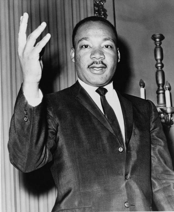 M. L. King Jr. HOLIDAY – NO SCHOOL